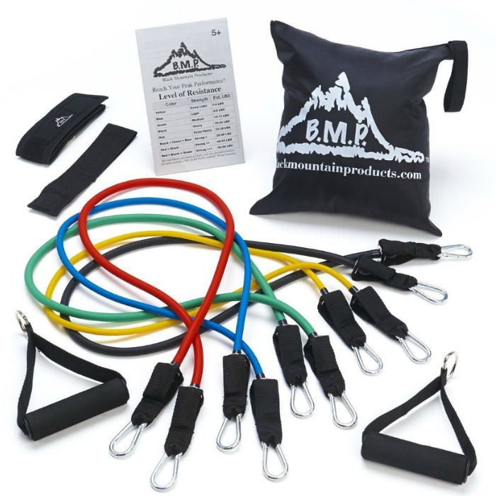 Resistance Band Set Just $19.99! Down From $40!
