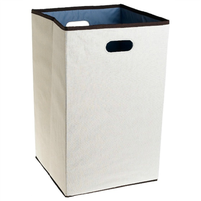 Rubbermaid Folding Laundry Hamper Just $11.29! Down From $23!