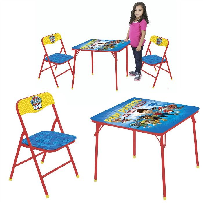 3-Piece Paw Patrol Table Set Just $24! Down From $41!