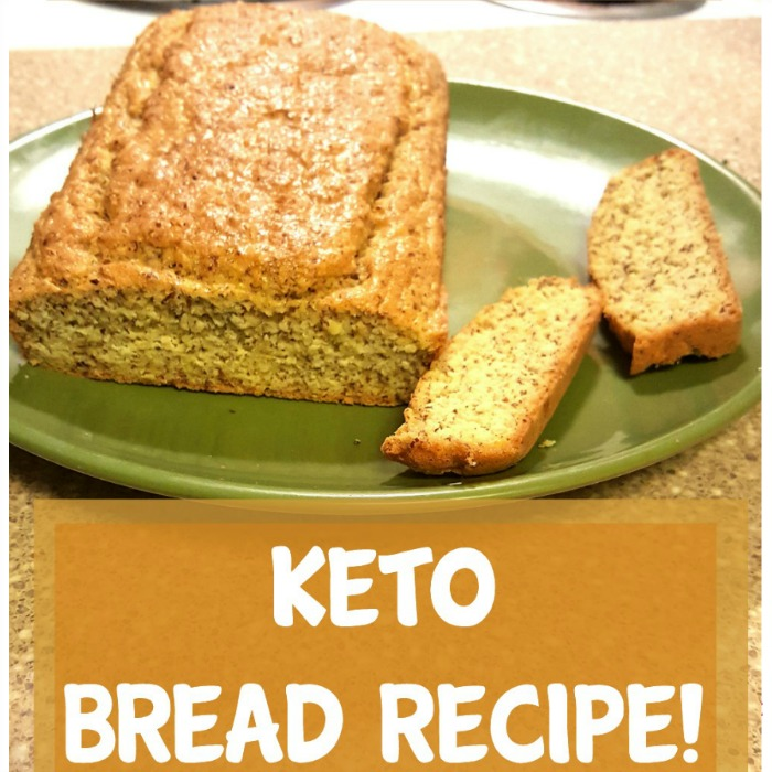 Easy Keto Bread Recipe