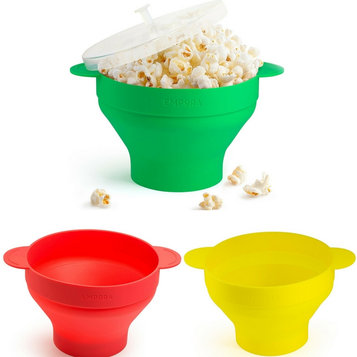 Silicone Microwave Popcorn Popper Just $12.95! Down From $23!