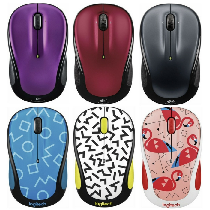 Logitech Wireless Mouse Just $9.99! Down From $20!