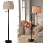 Kenroy Home Swing Arm Floor Lamp Just $47.34! Down From $149.50! PLUS FREE Shipping!
