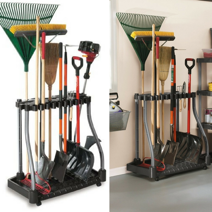 Rubbermaid Deluxe Garage Storage Tool Tower Just $35.49! PLUS FREE Shipping!