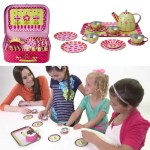 Alex Toys Tin Tea Set Just $14.90! Down From $35!