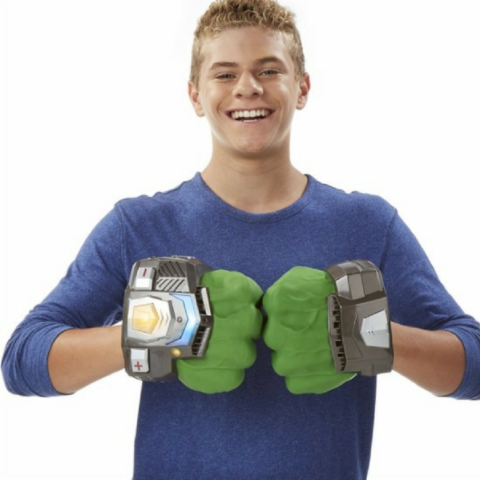 Hasbro Playmation Avengers Gamma Gear Just $19.99! Down From $90!
