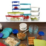 Pyrex 22-Piece Container Set Just $29.99! Down From $80!