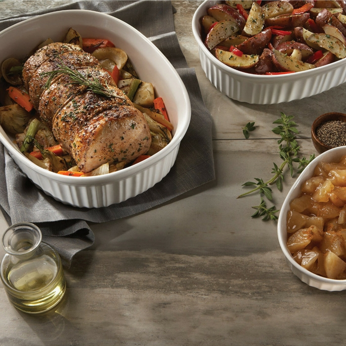 Corningware 10-Piece Bakeware Set Just $29.99! Down From $80! Limited Time Only!