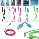 Aduro Apple-Certified Lightning-to-USB Cable Just $6.99!
