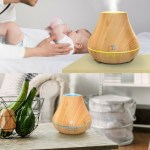TaoTronics Essential Oil Diffuser Just $31.44! Down From $70!