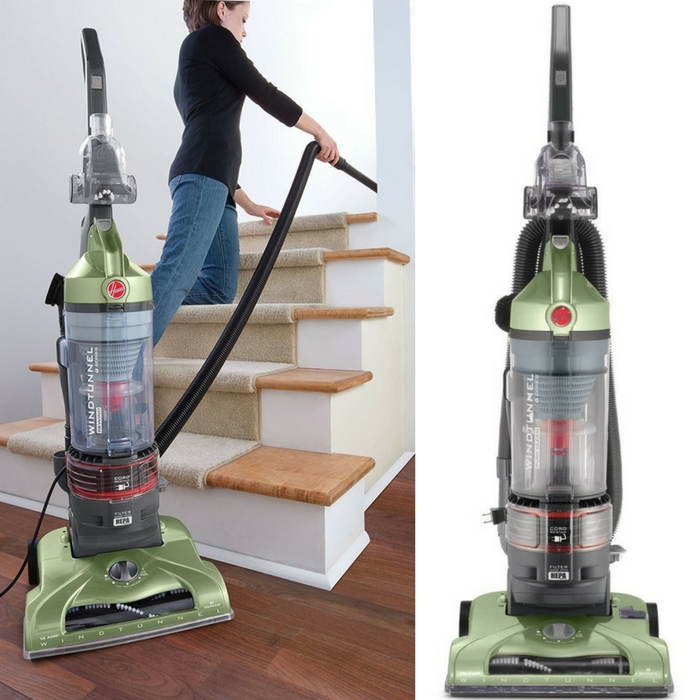 Hoover WindTunnel Vacuum Cleaner Just $72.77! Down From $130! PLUS FREE Shipping!