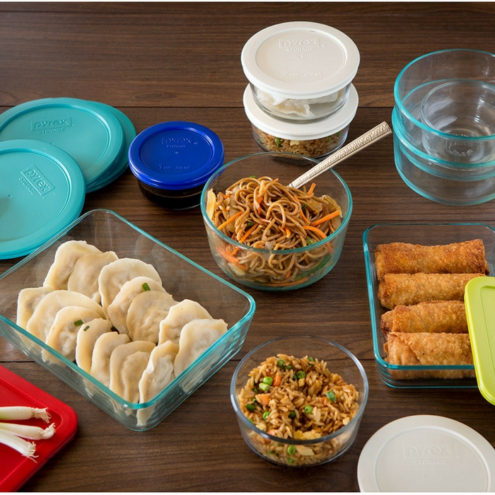 Pyrex 22-Piece Storage Set Just $26.24! Down From $80!