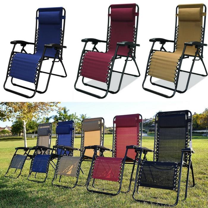 Caravan Sports Infinity Zero Gravity Chair Just $33.52! Down From $80!