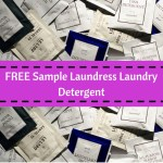 FREE Sample The Laundress Laundry Detergent!