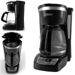 Black + Decker 12 Cup Coffee Maker Just $19.99! Down From $30!