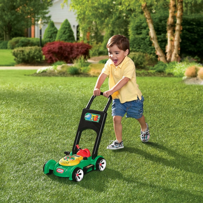 Little Tikes Gas 'N Go Mower Just $14.99! Down From $25!