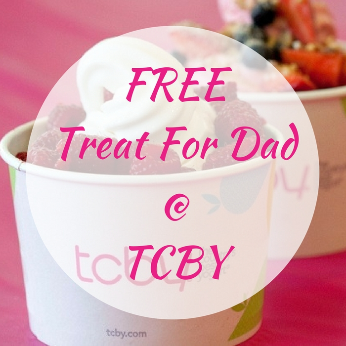 FREE Treat For Dad!