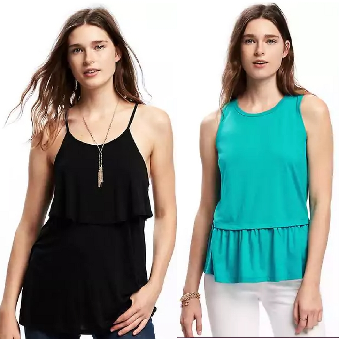 Women's Shirts & Tops Up To 50% Off!