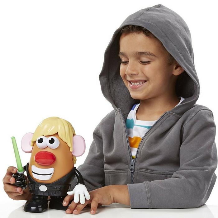 Playskool Mr. Potato Head Luke Frywalker Just $5.21! Down From $13!