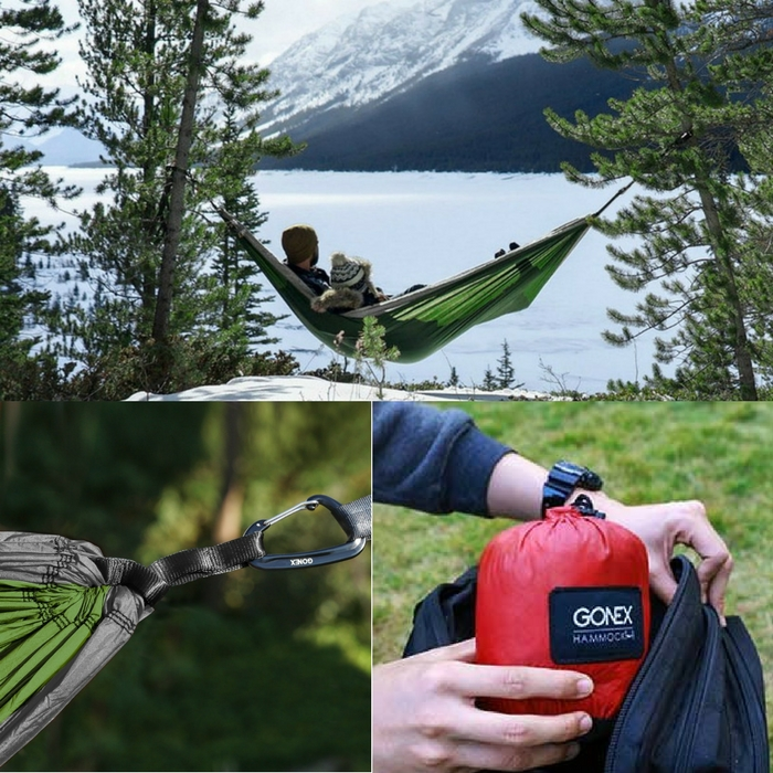 Portable Hammock Just $18.99! Down From $96!