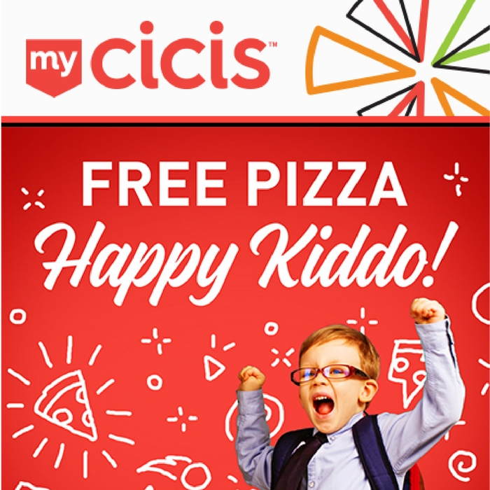 FREE Kid's Buffet With Purchase!