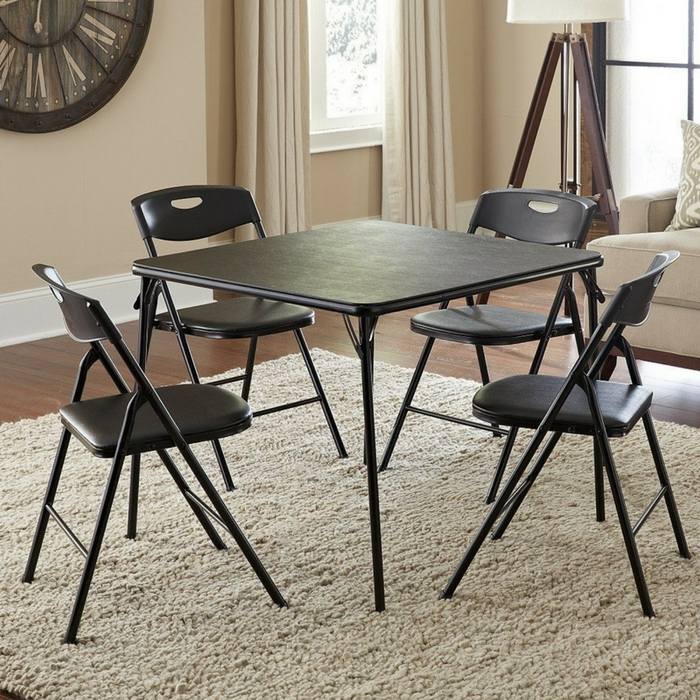 Cosco 5-Piece Folding Table & Chair Set Just $49.87! Down From $84! PLUS FREE Shipping!