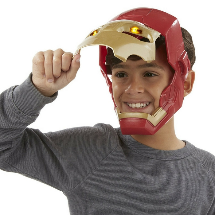 Iron Man Mask Just $7.25! Down From $20!