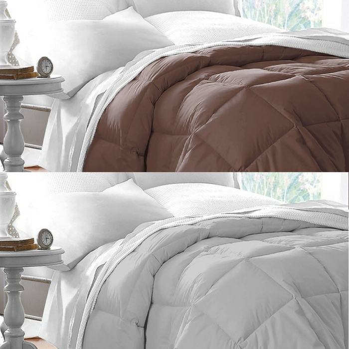 Queen Sized Down Alternative Comforter Just $34.99! Down From $100! PLUS FREE Shipping!