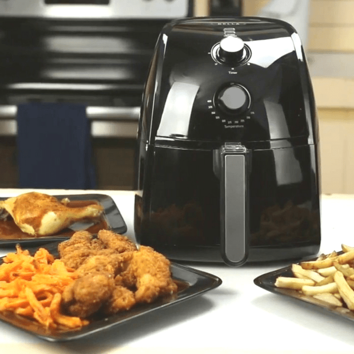 Bella Electric Hot Air Fryer Just $51.49! Down From $80! PLUS FREE Shipping!