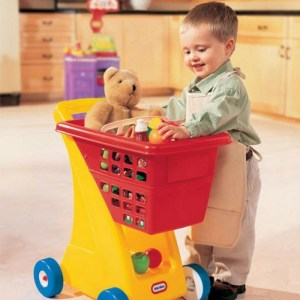 Little Tikes Shopping Cart Just $15.40! Down From $35!