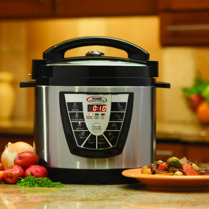 Power Pressure Cooker Just $59.99! Down From $100! PLUS FREE Shipping!