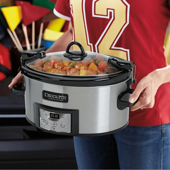 Crock-Pot Cook & Carry Slow Cooker Just $35.99! Down From $60! PLUS FREE Shipping!