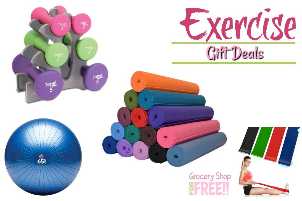 Gift Deals For The Exercise Buff In Your Life!