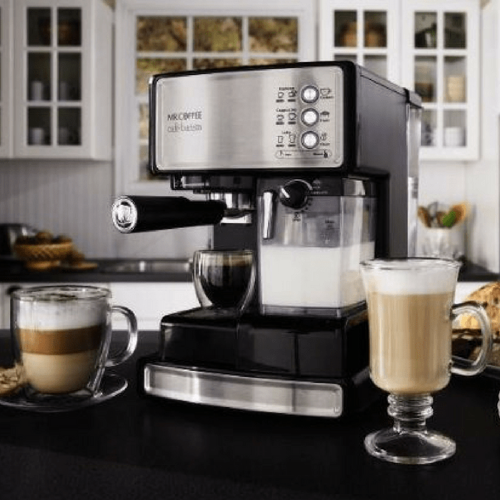 Mr. Coffee Café Espresso & Cappuccino System Just $106.39! Down From $200! PLUS FREE Shipping!