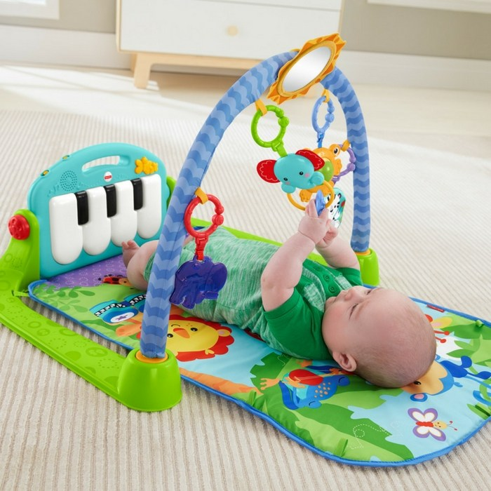 Fisher-Price Kick & Play Piano Gym Just $19.99! Down From $25!