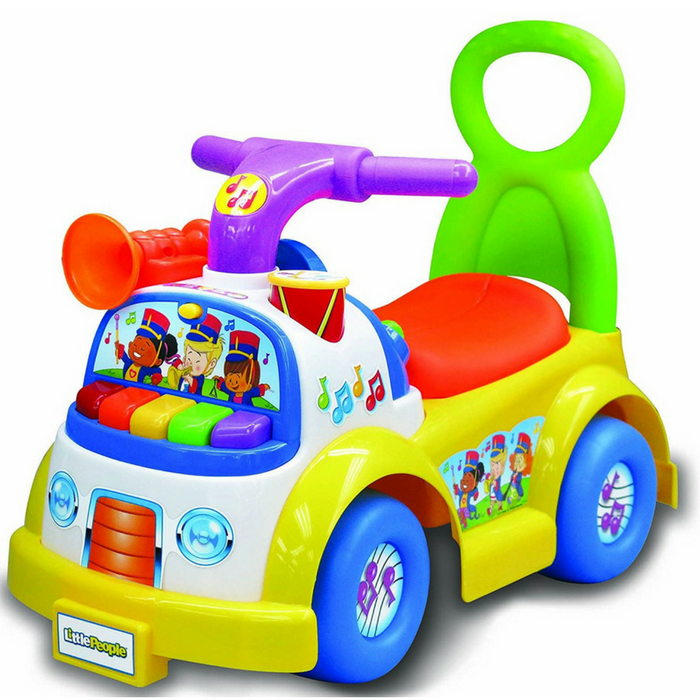 Fisher-Price Little People Music Parade Ride-On Just $23.99! Down From $40!