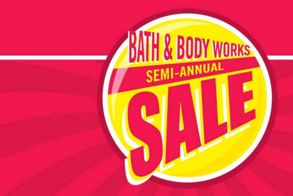 Bath & Body Works Up To 95% Off!