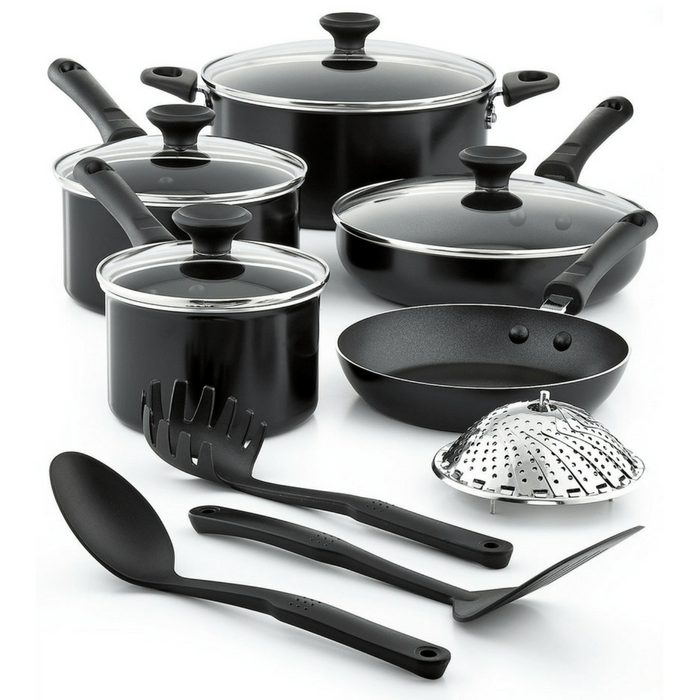 Tools Of The Trade 13-Piece Cookware Set