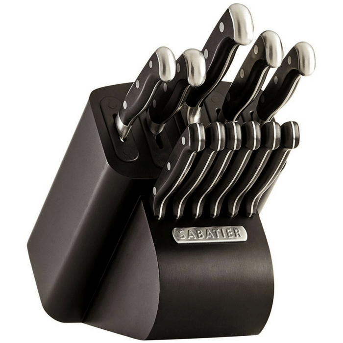 12-Piece Knife Block Set Just $44.99! Down From $100! PLUS FREE Shipping!