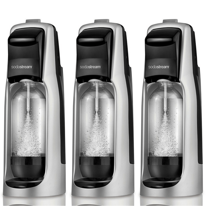 Jet Sparkling Water Maker Starter Kit Just $49.99! Down From $80! PLUS FREE Shipping!