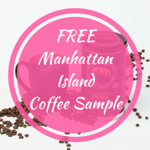 FREE Manhattan Island Coffee Sample!