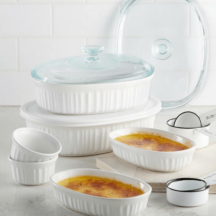 Corningware 10-Piece Bakeware Set