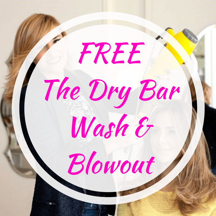 The Dry Bar Wash & Blowout