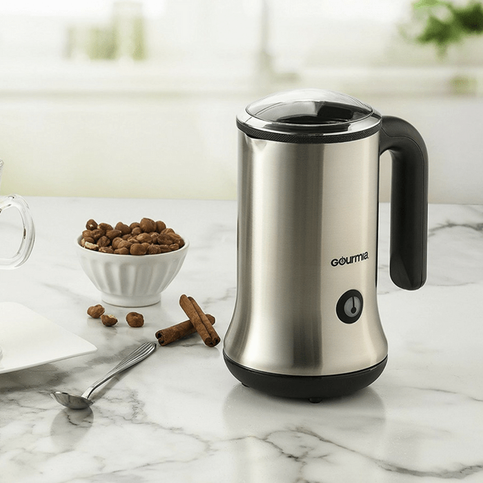 Electric Milk Frother And Heater