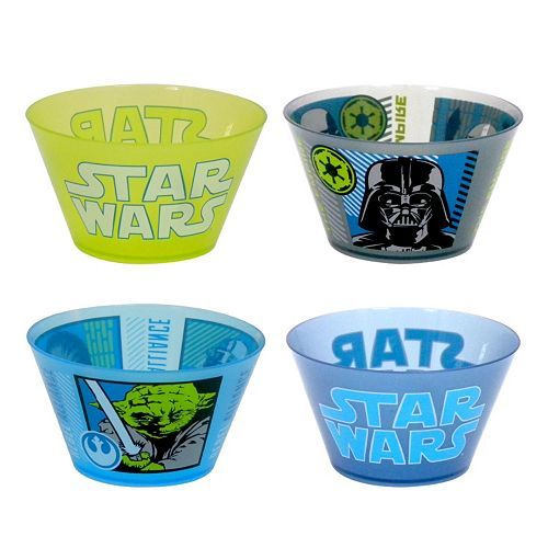 Star Wars Dinnerware Only $3.49 Down From $9.99 At Kohl's!