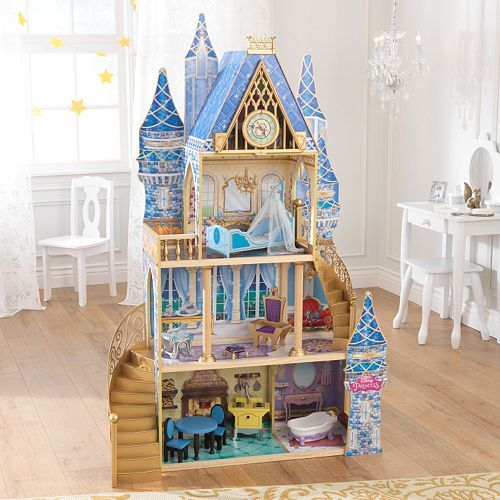 Disney's Cinderella Royal Dreams Dollhouse Only $84.29! Down From Up To $165.99!