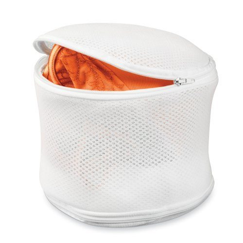 Honey-Can-Do Bra Wash Bag, White Only $2.00 With FREE Shipping!