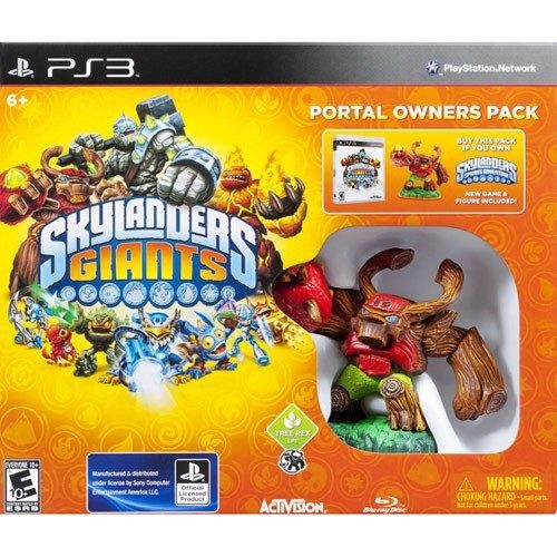 Skylanders: Giants Portal Owners Pack (PlayStation 3) Just $14.99 Down From $59.99 At Best Buy!