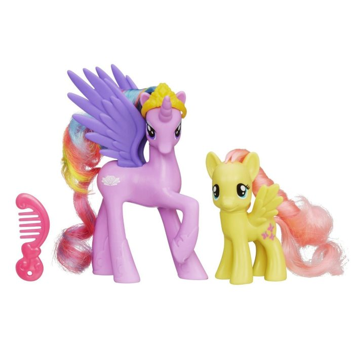 My Little Pony Princess Sterling and Fluttershy Figures Only $6 (Reg, $14.99)!