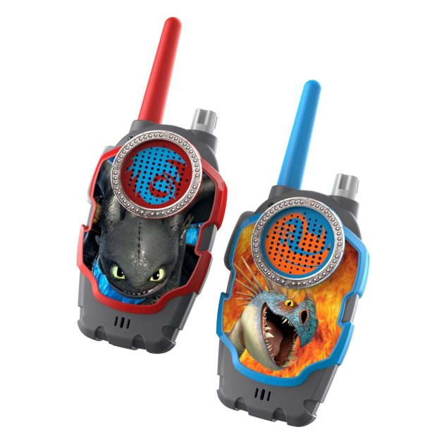 How to Train Your Dragons 2 FRS Walkie Talkies Only $13 (Reg. $24.99)!